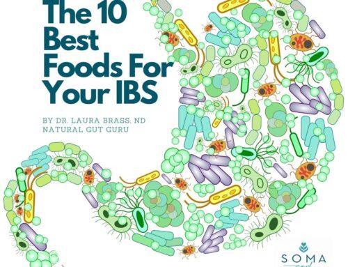 The Ten Best Foods For IBS