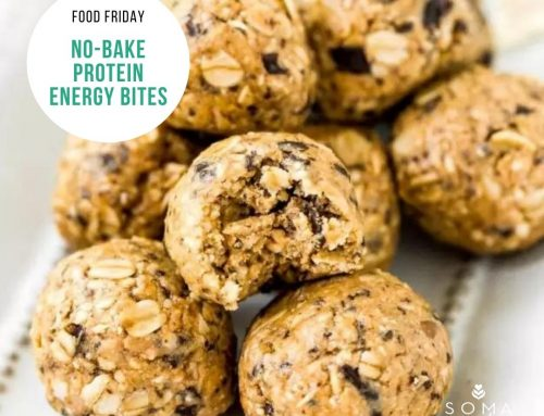 No-Bake Protein Energy Bites