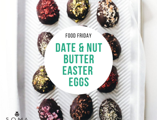 Food Friday Recipe: Date & Nut Butter Easter Eggs