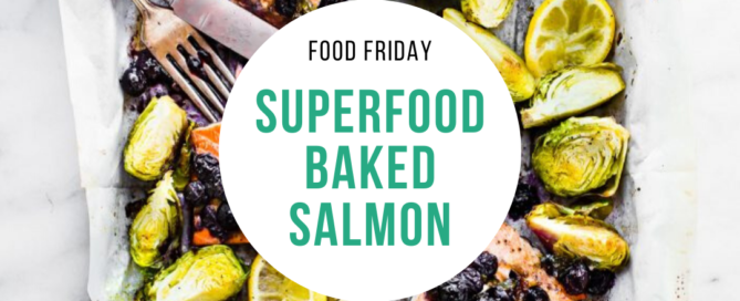 Superfood Baked Salmon