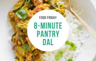 8-Minute Pantry Dal