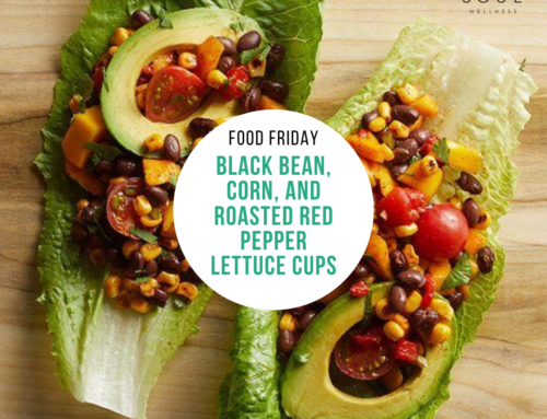 Food Friday Recipe: Lettuce Cups