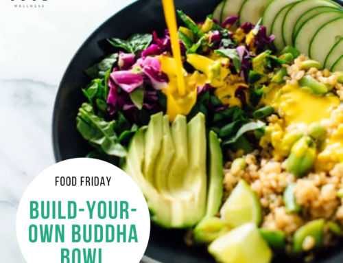 Food Friday Recipe: Build-Your-Own Buddha Bowl