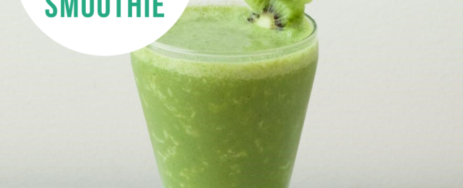 Shamrock Shake Smoothie