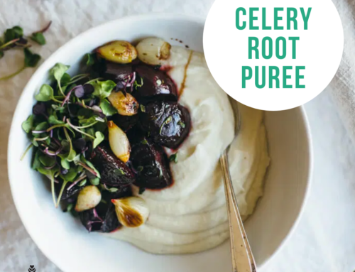 Food Friday Recipe: Celery Root Puree
