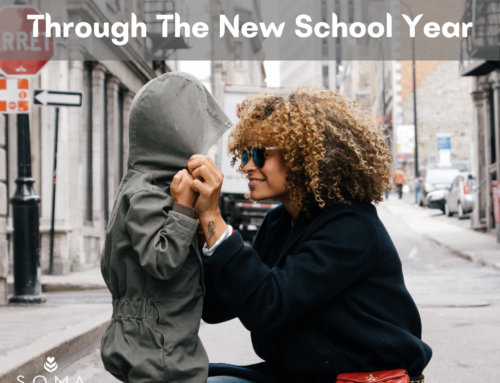 How to Support Your Children Through The New School Year