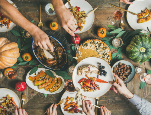 Inviting Gratitude To The Table