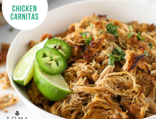 Food Friday Recipe: Chicken Carnitas
