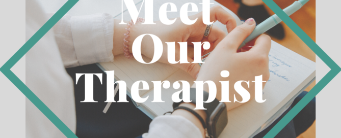 Meet Our Therapist